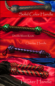 Build a Custom Deerskin Flogger