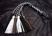 Load image into Gallery viewer, Custom Thumper / Tassel Tail Flogger