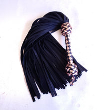 Load image into Gallery viewer, Rose Gold Elk Flogger