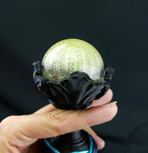 Sea Urchin Ball Handled Floggers