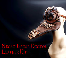 Load image into Gallery viewer, Necro Plague Doctor Mask Kit