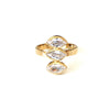 Aurelia Triple Ring