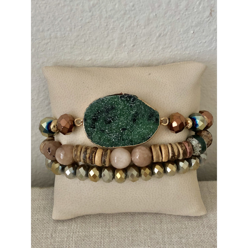 Forest Green Stack