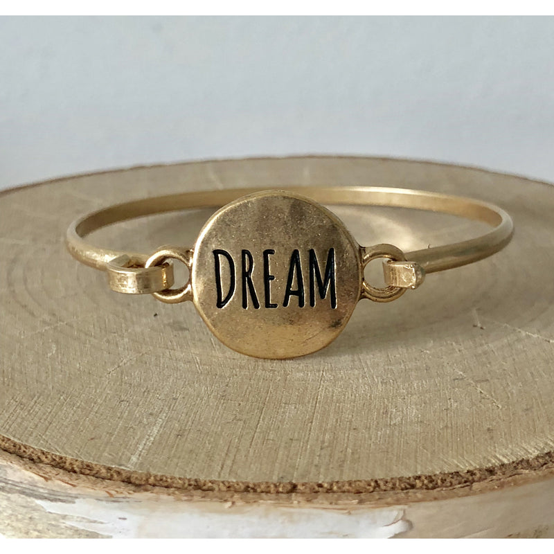 Sample Sale!  Dream Hinge Cuff