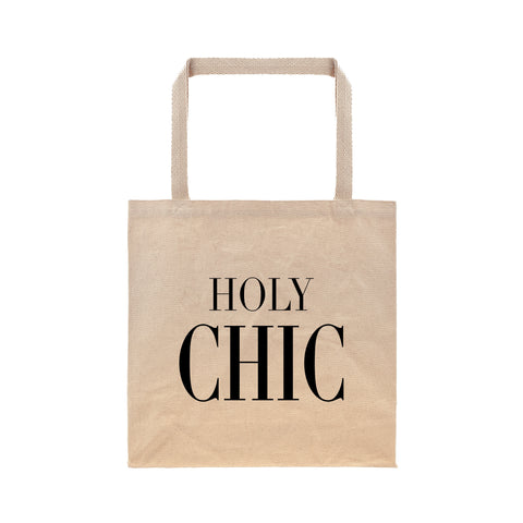 Holy Chic Tote Bag