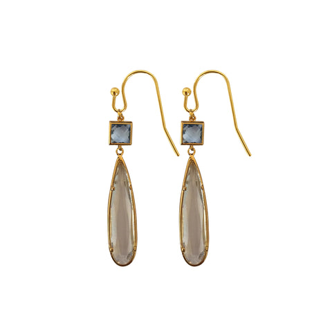 Santorini Drop Earring