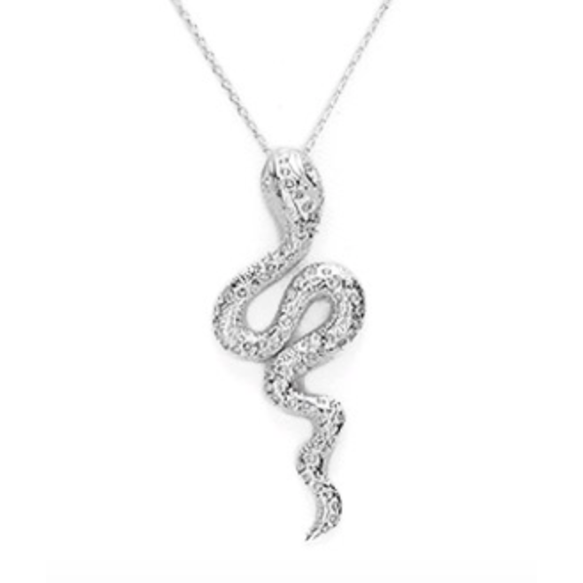 The Fast Flash! Serpent Necklace