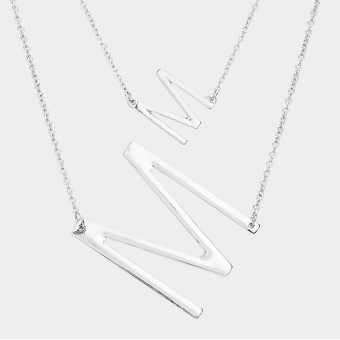 The 2-in-1 Initial Necklace