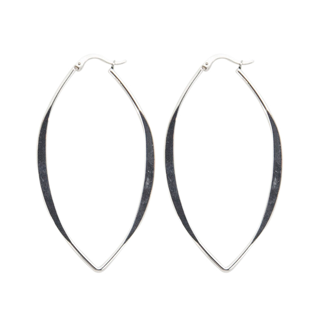 Marquis Hoops-silver
