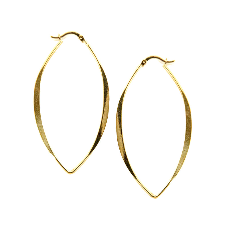 Marquis Hoops-gold