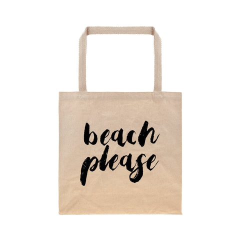 Beach Please Tote Bag