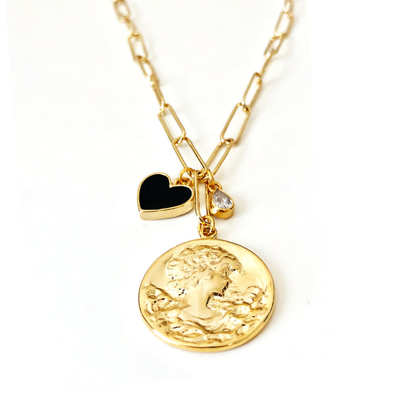 Roundheart Necklace