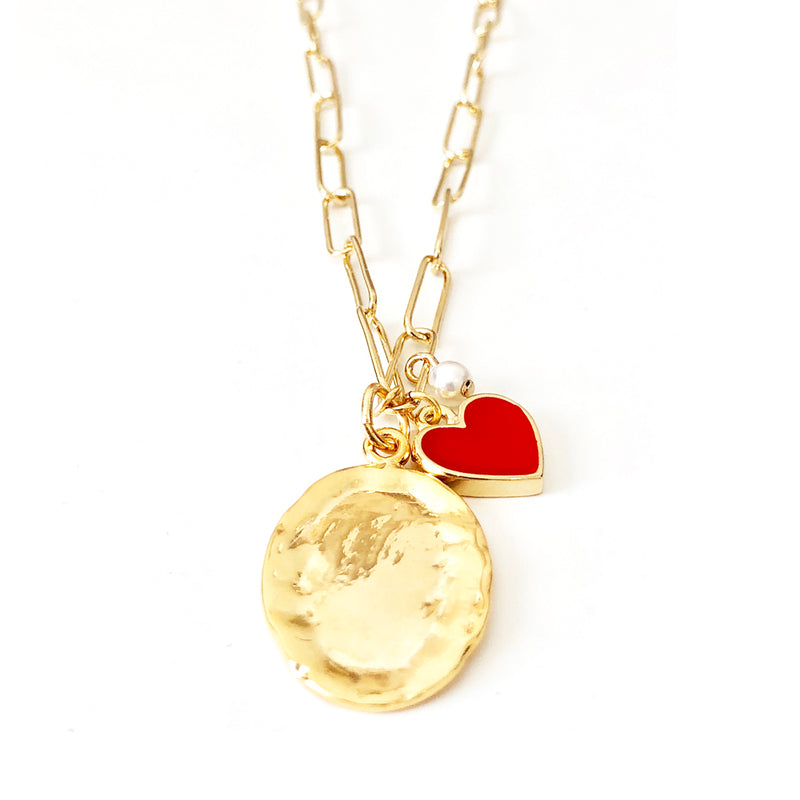 Ovalheart Necklace