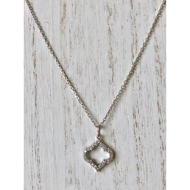 Sample Sale! Clover Necklace