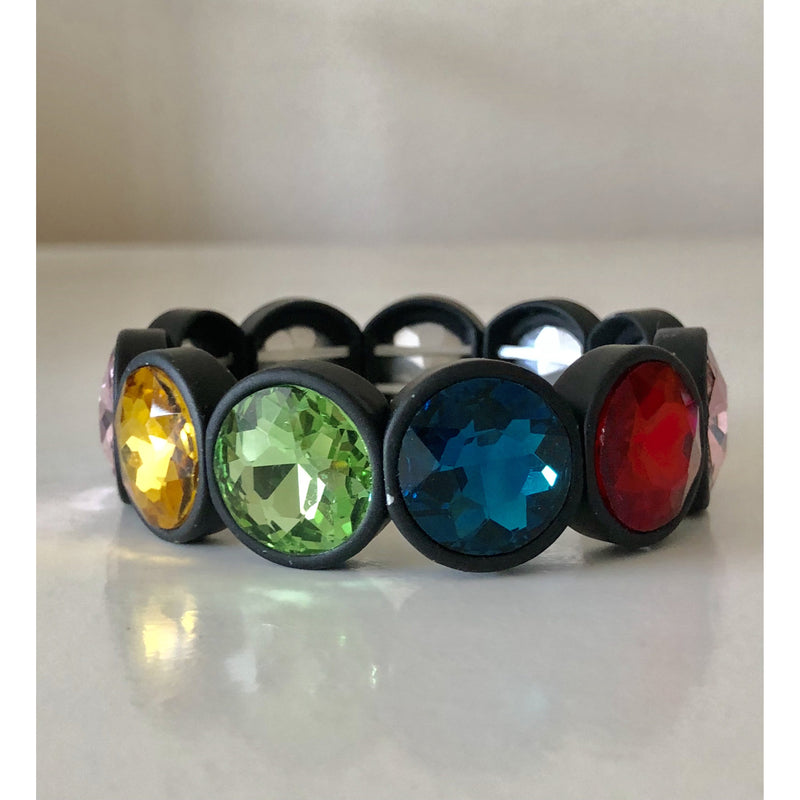 Large Crystal Cuff