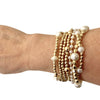 The Fast Flash! Pearl/Gold Bead Stack
