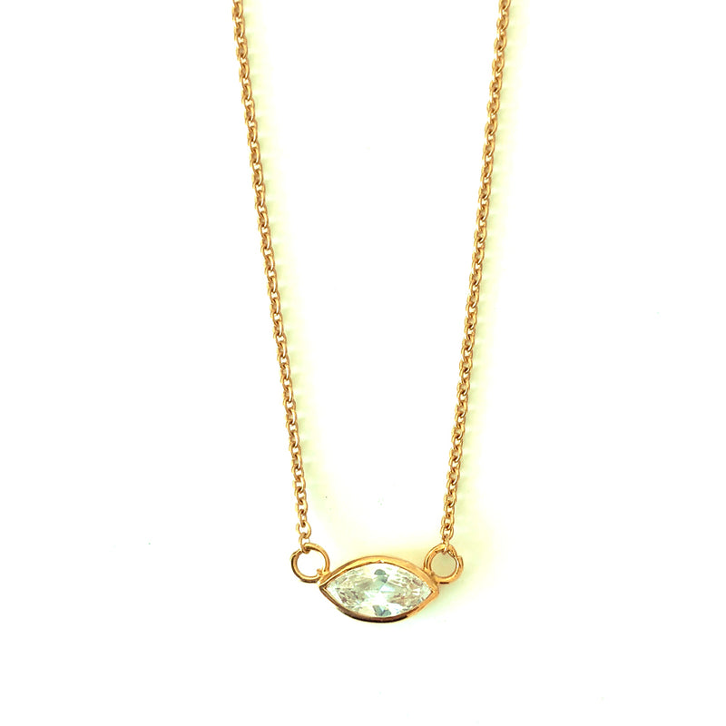 Single Aurelia Necklace