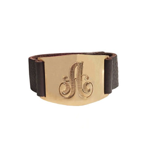 Sloane Leather Cuff