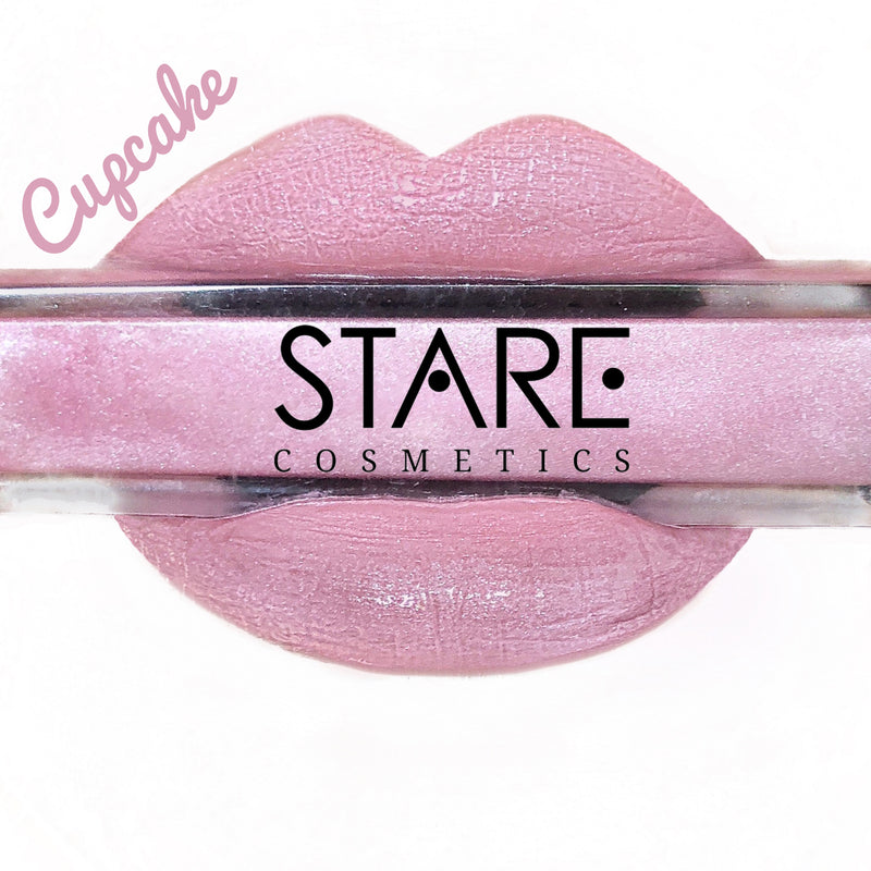 Lucious Lips in Cupcake - STARE Cosmetics