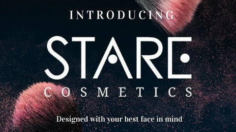 Introducing Stare Cosmetics