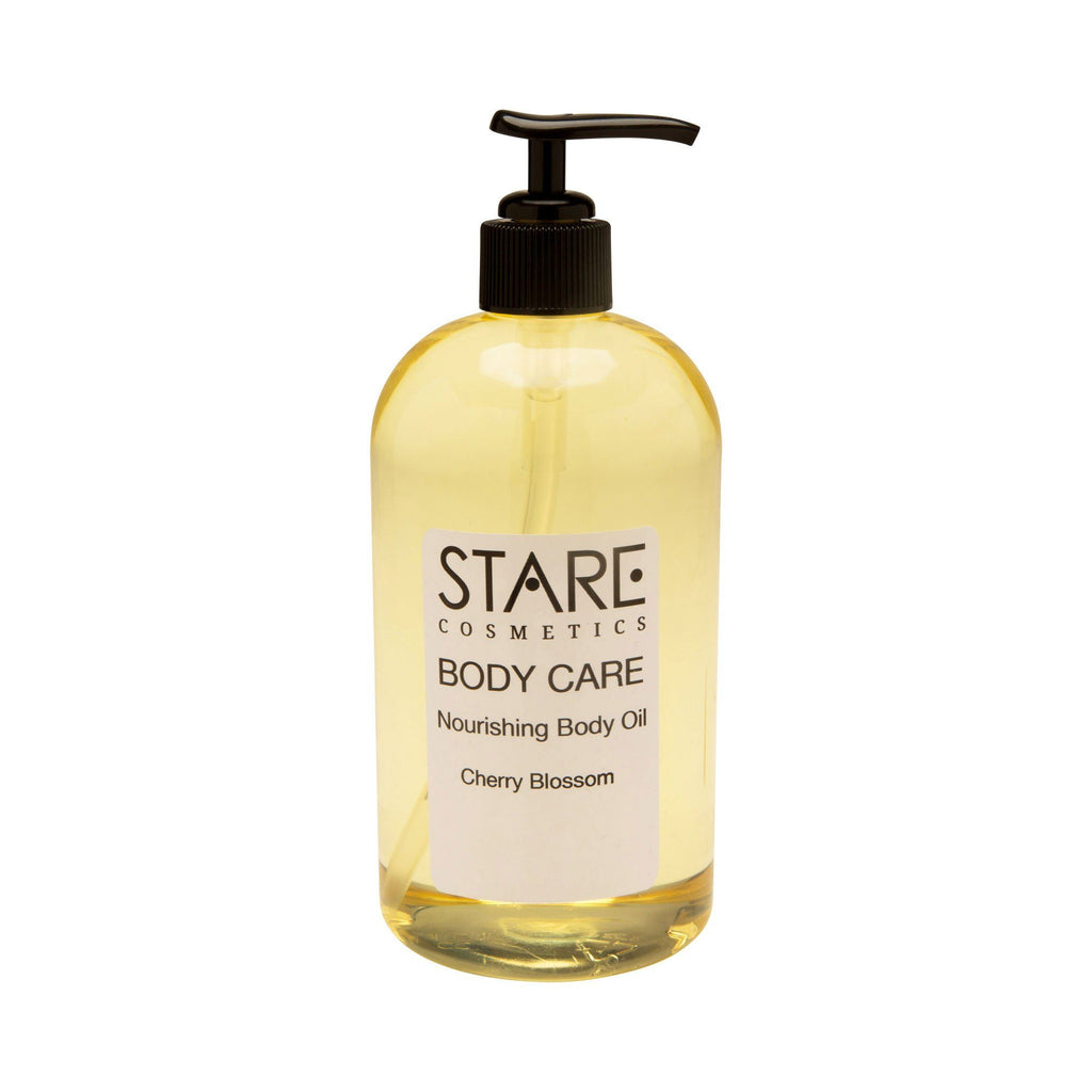 Body Care - Replenishing Body Oil Body Care STARE Cosmetics 8 ounces Cherry Blossom
