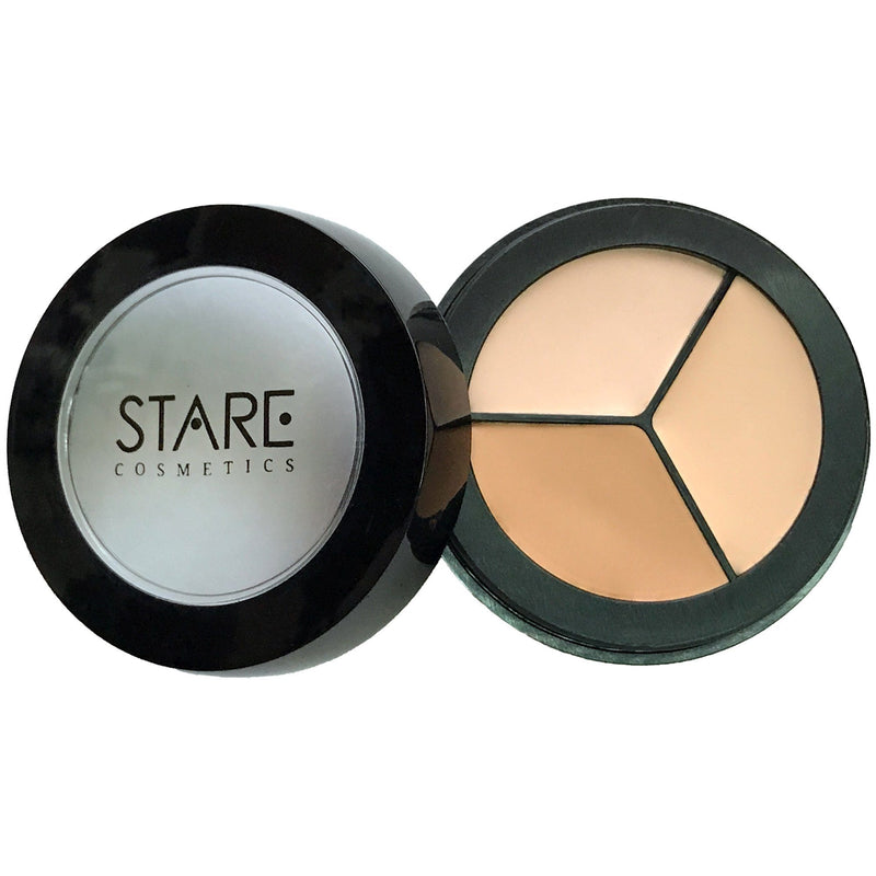 Concealer Wheel Face STARE Cosmetics Toasty