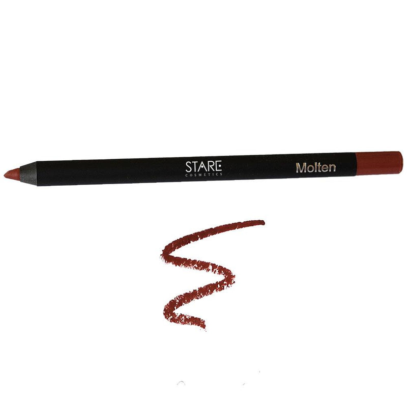 Extended Wear Lip Liner Lip Liner STARE Cosmetics Molton