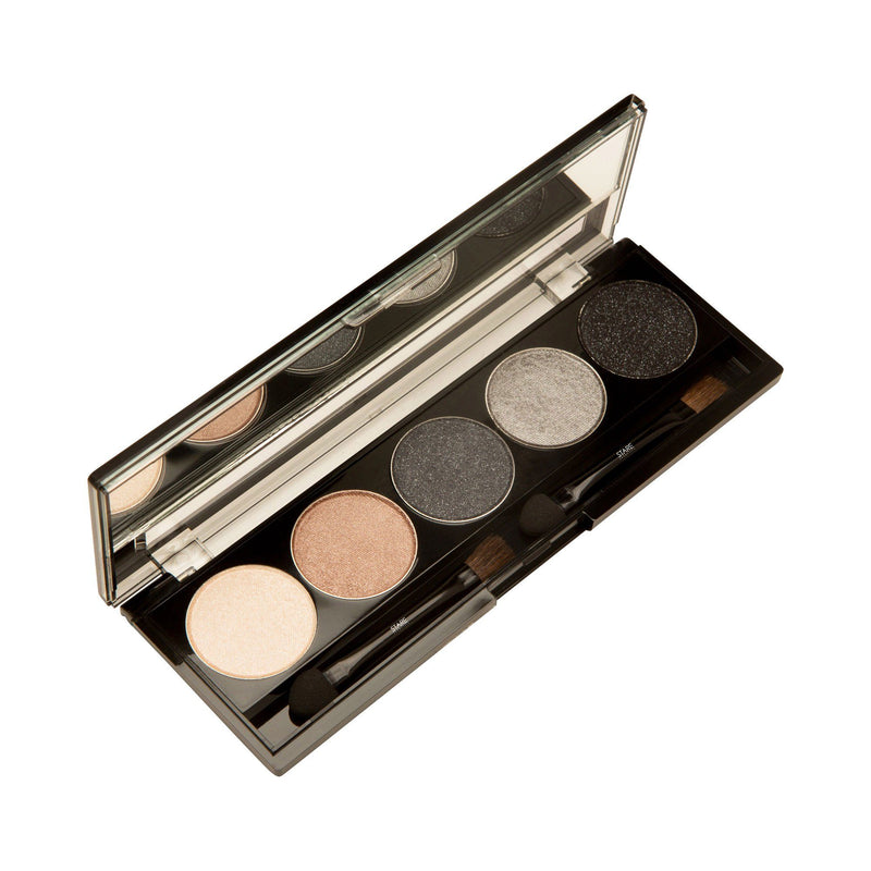 Shadow Five Palette Eyeshadow STARE Cosmetics Brighton Bay