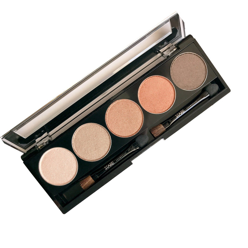 Shadow Five Palette Eyeshadow STARE Cosmetics Havana