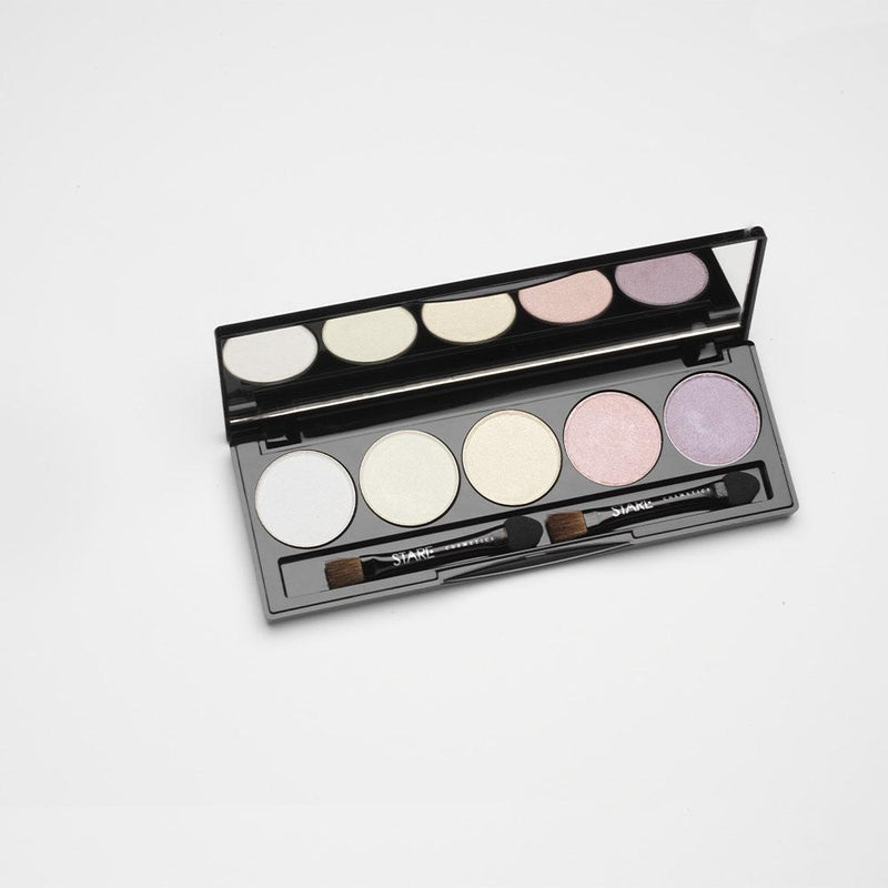 Shadow Five Palette Eyeshadow STARE Cosmetics Holographic