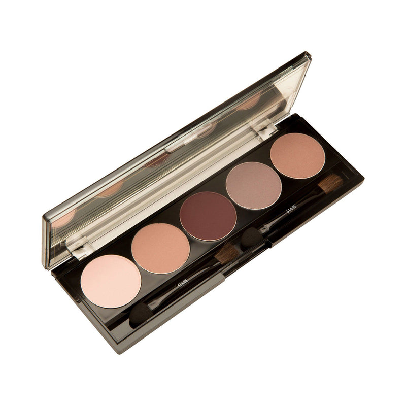 Shadow Five Palette Eyeshadow STARE Cosmetics Marsala (Matte)
