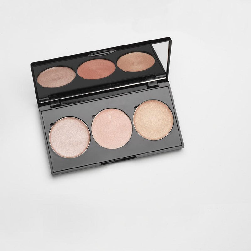 Trifecta Créme Hi-Lites Trio Highlights STARE Cosmetics