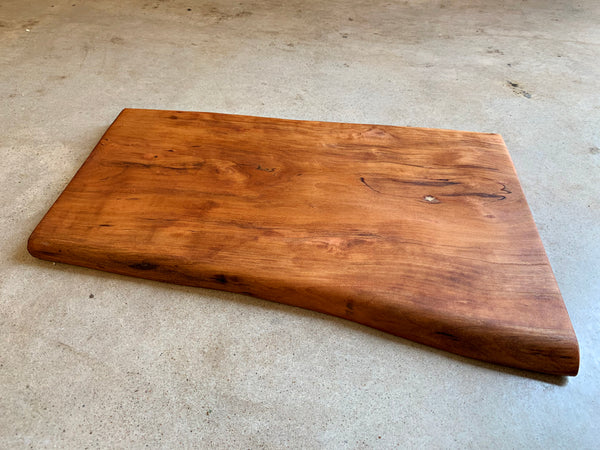 Charcuterie Board | Live Edge Cherry