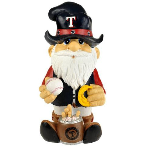 TEXAS RANGERS GNOME SECOND STRING Male NEW IN PACKAGE