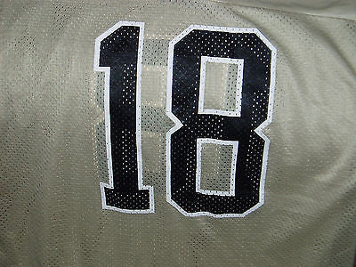 PURDUE BOILERMAKERS NIKE  FOOTBALL JERSEY SIZE LARGE YOUTH