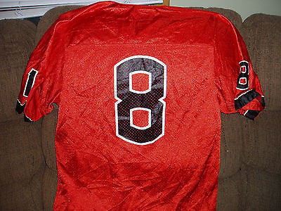 OREGON STATE BEAVERS NIKE FOOTBALL JERSEY  SIZE SMALL  ADULT