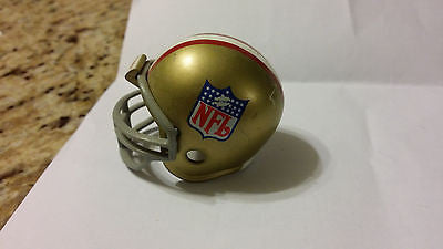 RIDDELL NFL SHIELD GOLDTHROWBACK POCKET PRO HELMET RIDDELL TRADITIONAL