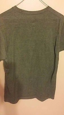REEBOK NEW YORK JETS VINTAGE LOOK T SHIRT SIZE MED ADULT