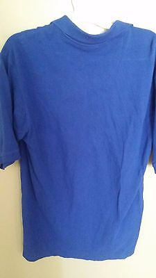 DUKE BLUE DEVILS POLO SHIRT SIZE LARGE ADULT