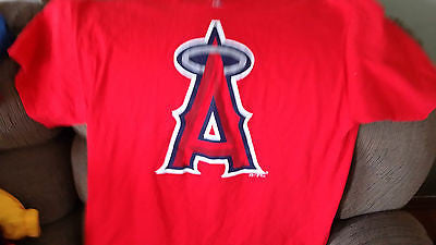 LOS ANGELES ANGELES MAJESTIC T SHIRT SIZE XL  ADULT