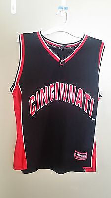 CINCINNATI BEARCATS BASKETBALL JERSEY SIZE XL ADULT