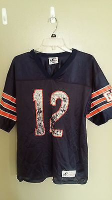CHICAGO BEARS ERIK KRAMER  FOOTBALL JERSEY SIZE MEDIUM ADULT