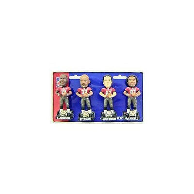 Tampa Bay Buccaneers Super Bowl 37 Champ Forever  Mini Bobble Head Set