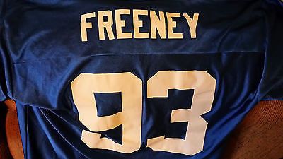INDIANAPOLIS COLTS DWIGHT FREENEY JERSEY SIZE LARGE ADULT