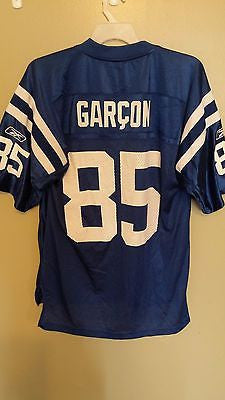INDIANAPOLIS COLTS PIERRE GARCON FOOTBALL JERSEY SIZE MED ADULT