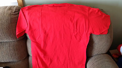 ST LOUIS CARDINALS MLB  T SHIRT SIZE XL ADULT