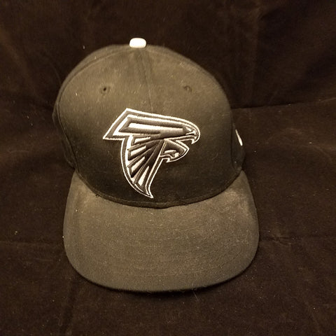ATLANTA FALCONS HAT CAP  NEW ERA ONE SIZE MEDIUM/LARGE