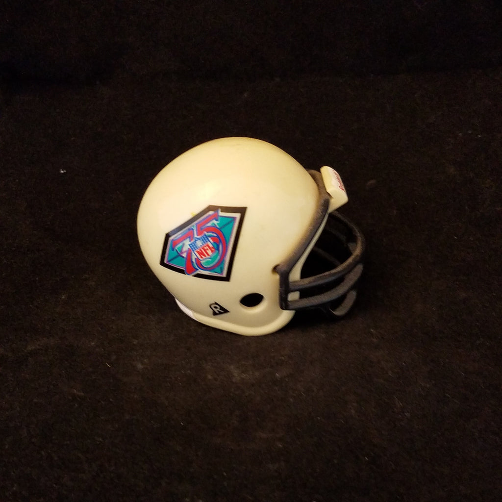 75TH ANNIVERSARY GREY MASK SERIES 2 THROWBACK TRADITIONAL POCKET PRO HELMET