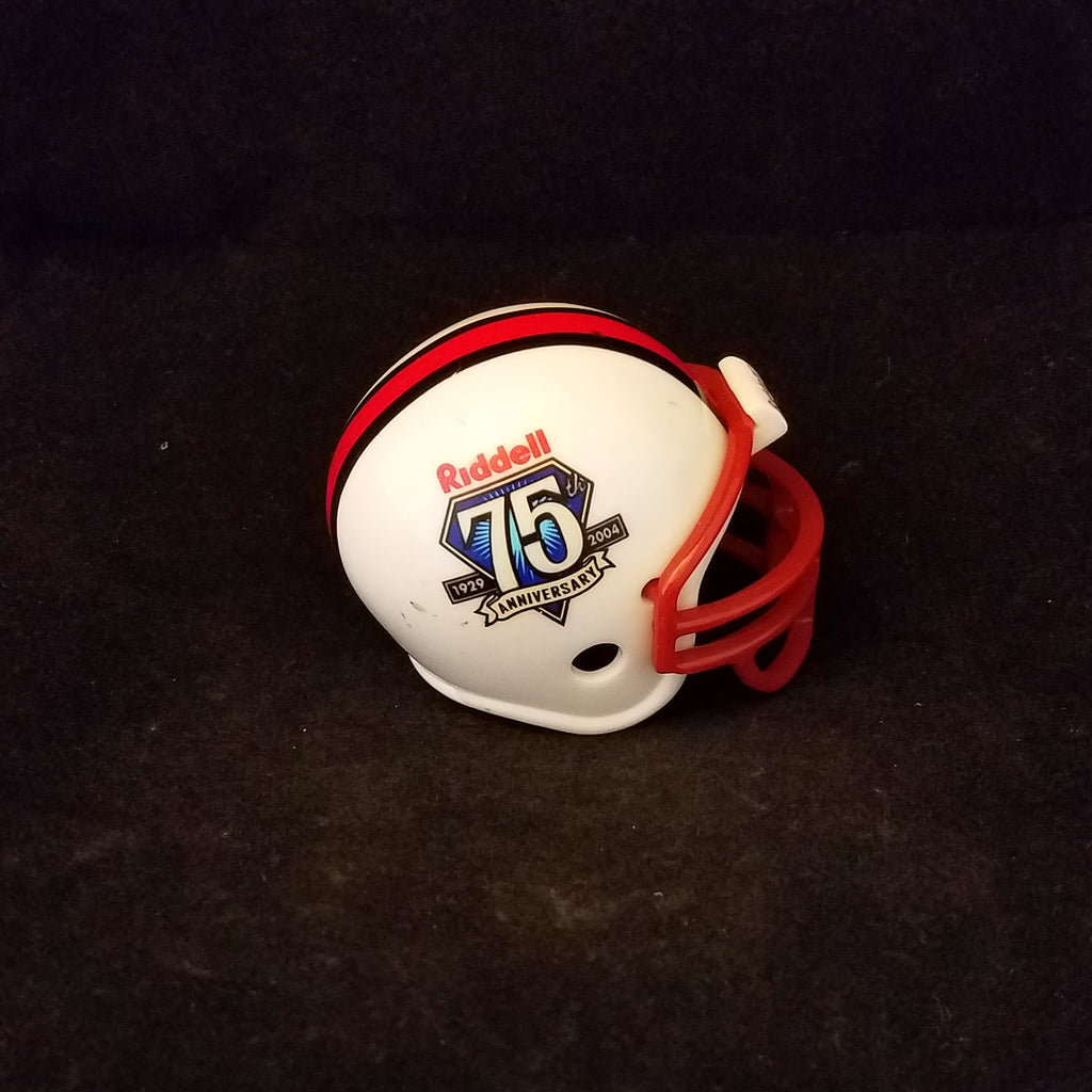 75TH ANNIVERSARY ORANGE MASK SERIES 2 THROWBACK TRADITIONAL POCKET PRO HELMET