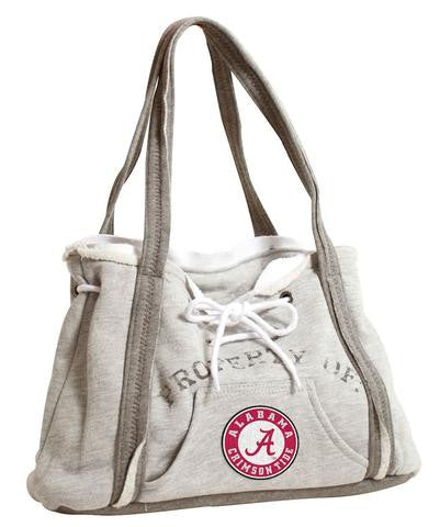ALABAMA CRIMSON TIDE NCAA GAMEDAY HOODIE PURSE HANDBAG